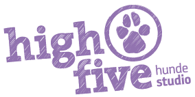 high five – hundestudio